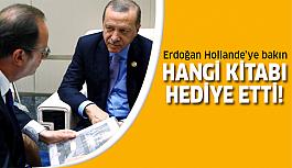 Erdoğan'dan sürpriz kitap!