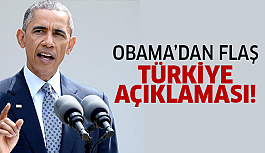 Obama'dan önemli mesajlar!