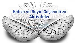 Hafıza ve Beyin Güçlendiren Aktiviteler