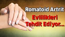 Romatoid Artrit Hastalığı Evlilikleri Tehdit Ediyor...