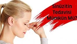 Sinüzitin Tedavisi Mümkün Mü ?