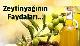 Zeytinyağının Vücuda Faydaları...