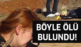 24 saattir kayıp olan üniversite öğrencisi ölü bulundu
