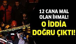 Adana'daki facianın ihmali ortaya çıktı!