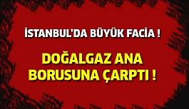 İstanbul'da Büyük Facia !