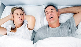 Yüksek Sesli Horlama Ciddi Bir Hastalığın Belirtisi Olabilir