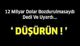 Cumhurbaşkanı Erdoğan:Yatırım Yapın ,Faizi Düşürün !