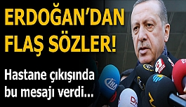 Erdoğan: Bu yaptıkları yanlarına kalmayacak