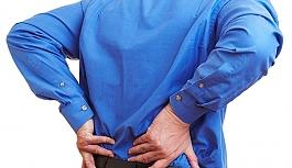 İnsanların yüzde seksen'i en az bir kez bel ağrısı yaşıyor