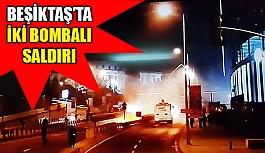 İstanbul'da çevik kuvvet aracına bombalı saldırı