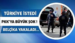 Türkiye İstedi,Belçika Yakaladı...