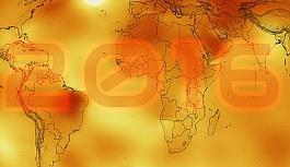 2016 Dünya Tarihinde En Sıcak Yıl Olarak Rekor Kırdı