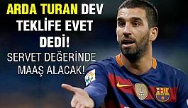 Arda Turan o teklifi kabul etti!