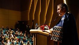 ARÜ'de Rektörlük Devir Teslim Töreni Gerçekleştirildi