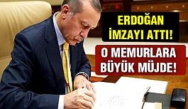 Erdoğan:Memurların İkramiye Mağduriyeti Giderildi...