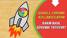 Google,Kullanıcılarını Nasıl Güvende Tutuyor