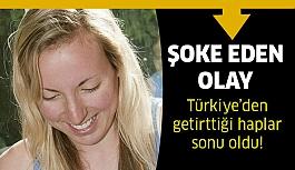 İngiliz Kızın Türkiye'den Aldığı İlaçlar Sonucu...