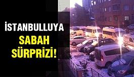 İstanbullulara buzlu yol alarmı!