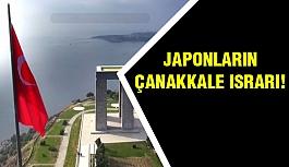 Japonlardan Çanakkale Köprüsü Israrı
