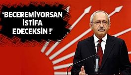 Kılıçdaroğlu'ndan Çok Sert Hükümet Çıkışı !