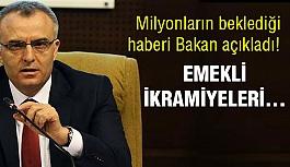 Maliye Bakanı Naci Ağbal açıklamalarda bulunuyor...