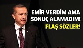 Cumhurbaşkanı Erdoğan:F Klavye Talimatı Verdim Ama...