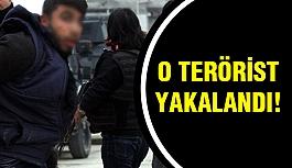 Polisten Kaçan PKK'lı...
