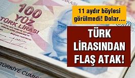 Türk Lirası Emsallerine Fark Attı!