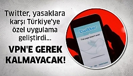 Twitter'dan Yasaklara Karşı Türkiye'ye Özel Uygulama