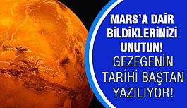 Tüm bildiklerinizi unutun! Gezegenin tarihi baştan yazılıyor