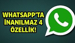 WhatsApp'ta yeni özellik