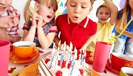 Doğum günü pastasının mumlarını üflemek çok tehlikeli!