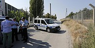 Ankara'da esrarengiz ölüm!