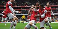 Arsenal çok rahat: 0-3