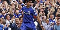 Costa atıyor Chelsea kazanıyor: 2-0