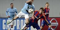 CSKA Moskova - Manchester City: 2-2