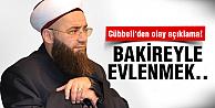Cübbeli'den olay açıklama!
