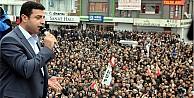 Demirtaş'ın mitingine izin verilmedi!