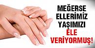 Ellerinize dikkatli bakın!