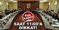 Erdoğan'dan 3 şart!