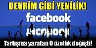 Facebook'a yeni özgürlük ve sansür geldi!