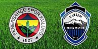 Fenerbahçe' ye Evinde Büyük Darbe...