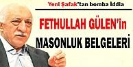 Fethullah GÜLEN'e MASON İddiası