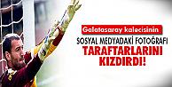 Galatasaray taraftarını fena kızdırdı!