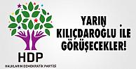 HDP-CHP görüşmesi yarın!