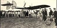 İlk Uçak, İlk Paraşüt,...