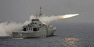 İran Amerikan uçak gemisini batırdı!