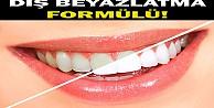 İşte diş beyazlatma formülü!