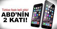 İşte  iPhone 6 Türkiye fiyatı..