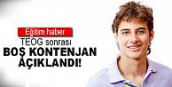 İşte İstanbul'daki yüksek puanlı okulların kontenjanı..